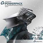 Graitec Advance PowerPack pro Autodesk Advance Steel